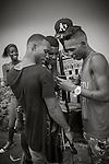 Havana, Cuba: <br /> Dancers at La Tropical dance club