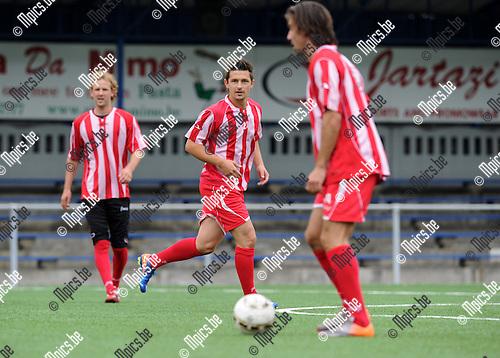 2011-06-07 / Voetbal / seizoen 2011-2012 / Royal Antwerp FC / Eerste training / Alexandre Di Gregirio..Foto: Mpics