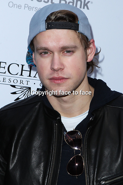 Chord Overstreet  at Lakers Casino Night Fundraiser Benefiting The Lakers Youth Foundation held at Club Nokia on March 10, 2013 in Los Angeles, California...Credit: MediaPunch/face to face..- Germany, Austria, Switzerland, Eastern Europe, Australia, UK, USA, Taiwan, Singapore, China, Malaysia and Thailand rights only -