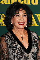 Dame Shirley Bassey at the Evening Standard Theatre Awards at the Theatre Royal, London, UK. <br /> 03 December  2017<br /> Picture: Steve Vas/Featureflash/SilverHub 0208 004 5359 sales@silverhubmedia.com