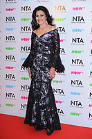 Wilnelia Forsyth at the National Television Awards 2018 at the O2 Arena, Greenwich, London, UK. <br /> 23 January  2018<br /> Picture: Steve Vas/Featureflash/SilverHub 0208 004 5359 sales@silverhubmedia.com