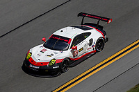 IMSA WeatherTech SportsCar Championship<br /> December Test<br /> Daytona International Speedway<br /> Daytona Beach, FL USA<br /> Wednesday, 06 December, 2017<br /> 912, Porsche, Porsche 911 RSR, GTLM, Patrick Pilet, Laurens Vanthoor<br /> World Copyright: Brian Cleary<br /> LAT Images