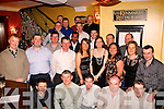 Staff from O'Keeffes Oil Rathmore and Castleisland enjoying their Christmas party in Lord Kenmares restaurant Killarney Saturday night   Copyright Kerry's Eye 2008