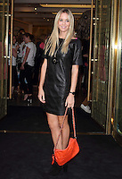 London UK - Fashions Night Out - Vogue Party at Mulberry, New Bond Street, London - September 6th 2012..Photo by Keith Mayhew......