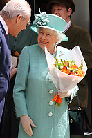 MAY 22 The Queen Sainsburys 150th