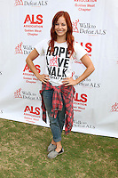 LOS ANGELES, CA - OCTOBER 16: Amy Paffrath at the ALS Association Golden West Chapter Los Angeles County Walk To Defeat ALS at Exposition Park in Los Angeles, CA on October 16, 2016. Credit: David Edwards/MediaPunch