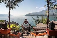 Samosir Villa Resort, Tuk Tuk, Lake Toba (Danau Toba), North Sumatra, Indonesia