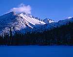 Bear Lake, Longs Peak, Rocky Mountain National Park, Colorado