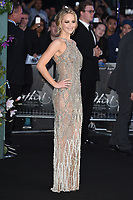 "Jennifer Lawrence<br /> arriving for the ""Mother!"" premiere at the Odeon Leicester Square, London<br /> <br /> <br /> ©Ash Knotek  D3305  06/09/2017"