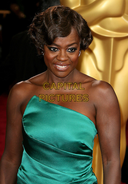 02 March 2014 - Hollywood, California - Viola Davis. 86th Annual Academy Awards held at the Dolby Theatre at Hollywood &amp; Highland Center. <br /> CAP/ADM<br /> &copy;AdMedia/Capital Pictures