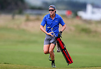 Josh Longney. Day One of the Toro NZ Speed Golf Open,  Windross Farm Golf Course, Auckland, New Zealand. Saturday 24 February 2018. Photo: Simon Watts/www.bwmedia.co.nz
