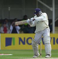 31/05/2002.Sport -Cricket - 2nd NPower Test -Second Day.England vs Sri Lanka.Aravinda de Silva. [Mandatory Credit Peter Spurrier:Intersport Images]