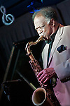 Jazz tenor saxophonist Houston Person has played on more than 75 albums during a recording career than began in 1966 with Underground Soul on Prestige.
