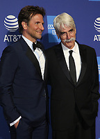 03 January 2019 - Palm Springs, California - Bradley Cooper, Sam Elliott. 30th Annual Palm Springs International Film Festival Film Awards Gala held at Palm Springs Convention Center. Photo Credit: Faye Sadou/AdMedia