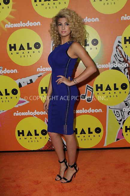WWW.ACEPIXS.COM<br /> <br /> November 14 2015, New York City<br /> <br /> Tori Kelly attending the 2015 Halo Awards at Pier 36 on November 14, 2015 in New York City<br /> <br /> By Line: Nancy Rivera/ACE Pictures<br /> <br /> <br /> ACE Pictures, Inc.<br /> tel: 646 769 0430<br /> Email: info@acepixs.com<br /> www.acepixs.com
