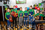Scor Na nOg: The Finuge GAA club's Ceol Uirlise group that won the All_Ireland at the INEC, Killarney on Saturday last. L-R: Caoimhe Laide, Mikey Fealey, Aideen  Cronin, Daibhin Laide, Kyra O'Sullivan  & Kieran Mackessy.
