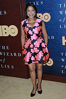 www.acepixs.com<br /> May 11, 2017  New York City<br /> <br /> Grace Hightower attending the 'The Wizard Of Lies' New York Premiere at The Museum of Modern Art on May 11, 2017 in New York City. <br /> <br /> Credit: Kristin Callahan/ACE Pictures<br /> <br /> <br /> Tel: 646 769 0430<br /> Email: info@acepixs.com