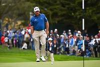 Graeme McDowell (NIR) approaches the green on 3 during round 4 of the 2019 US Open, Pebble Beach Golf Links, Monterrey, California, USA. 6/16/2019.<br /> Picture: Golffile | Ken Murray<br /> <br /> All photo usage must carry mandatory copyright credit (© Golffile | Ken Murray)