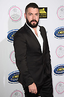 Shayne Ward<br /> at the Paul Strank Charitable Trust Annual Gala 2018, London<br /> <br /> ©Ash Knotek  D3435  22/09/2018