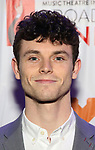 Charlie Stemp backstage at The Fourth Annual High School Theatre Festival at The Shubert Theatre on March 19, 2018 in New York City.
