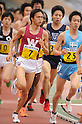 (L-R) Suguru Osako (Waseda University), Tsubasa Hayakawa (Tokai University),MAY 22nd, 2011 - Athletics :90th Kanto Intercollegiate Athletics Championships, Men's first division final, at Natioanl Stadium in Tokyo, Japan. (Photo by Hitoshi Mochizuki/AFLO)