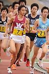 (L-R) Suguru Osako (Waseda University), Tsubasa Hayakawa (Tokai University),MAY 22nd, 2011 - Athletics :90th Kanto Intercollegiate Athletics Championships, Men's first division final, at Natioanl Stadium in Tokyo, Japan. (Photo by Hitoshi Mochizuki/AFLO)