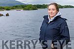 Sinead Higgins (Killarney) enjoying a quiet morning in the National Park Killarney on Sunday morning.
