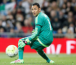 Real Madrid's Keylor Navas during La Liga match. March 20,2016. (ALTERPHOTOS/Acero)
