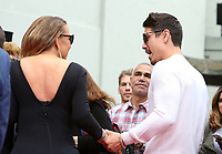 HOLLYWOOD, CA - NOVEMBER 1: Mariah Carey, Bryan Tanaka, at Mariah Carey Hand And Footprint Ceremony' At The TCL Chinese Theatre in Hollywood, California on November 1, 2017. Credit: Faye Sadou/MediaPunch