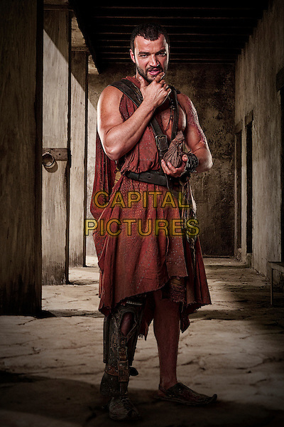 NICK E. TARABAY.in Spartacus: Blood and Sand.*Filmstill - Editorial Use Only*.CAP/FB.Supplied by Capital Pictures.