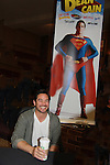 Superman's Dean Cain at Chiller Theatre's Spring Spooktacular on the weekend of April 27-29 at the Hilton Parsippany in Parsippany, New Jersey. (Photo by Sue Coflin/Max Photos)