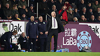 Burnley manager Sean Dyche <br /> <br /> Photographer Rachel Holborn/CameraSport<br /> <br /> The Premier League - Burnley v Newcastle United - Monday 26th November 2018 - Turf Moor - Burnley<br /> <br /> World Copyright &copy; 2018 CameraSport. All rights reserved. 43 Linden Ave. Countesthorpe. Leicester. England. LE8 5PG - Tel: +44 (0) 116 277 4147 - admin@camerasport.com - www.camerasport.com