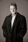 Portrait. Clyde Peeling- herpatologist.