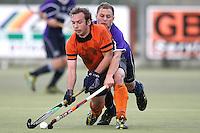 Old Loughtonians HC vs St Albans HC 25-09-10