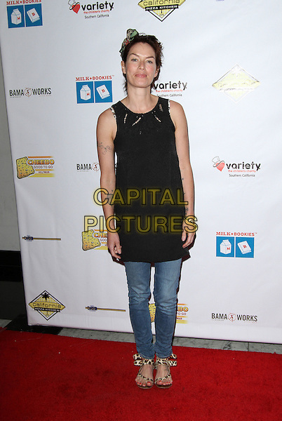17 April 2016 - Los Angeles, California - Lena Headey. Milk + Bookies 7th Annual Story Time Celebration held at the California Market Center. Photo Credit: AdMedia<br /> CAP/ADM<br /> &copy;ADM/Capital Pictures