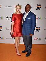 BEVERLY HILLS, CA - MAY 10: Jennifer Lucas (L) and Byron Allen attend the 26th Annual Race to Erase MS Gala at The Beverly Hilton Hotel on May 10, 2019 in Beverly Hills, California.<br /> CAP/ROT<br /> &copy;ROT/Capital Pictures