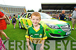 Hugh Crean Kerry Senior footballers at Kerry GAA family day at Fitzgerald Stadium on Saturday.