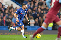 Pedro Of Chelsea FC during Chelsea vs West Ham United, Premier League Football at Stamford Bridge on 30th November 2019