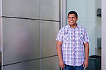 The Roman Catholic Church bought the Crystal Cathedral out of bankruptcy in 2011 and is currently transforming the iconic campus into a cathedral. Construction on Christ Cathedral will be complete in 2016. Armando Cervantes, Director of Youth &amp; Young Adult Ministry, said he is excited about all of the possibilities of the new location. He posed for a portrait on the church campus in Garden Grove, California August 5, 2014. <br /> CREDIT: Kendrick Brinson for The Wall Street Journal<br /> OCTV