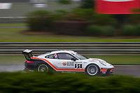Porsche GT3 Cup Challenge USA<br /> Grand Prix of Alabama<br /> Barber Motorsports Park, Birmingham, AL USA<br /> Sunday 23 April 2017<br /> 91, Anthony Imperato, GT3P, USA, 2017 Porsche 991<br /> World Copyright: Jake Galstad<br /> LAT Images<br /> ref: Digital Image galstad-BARBER-0417-39925