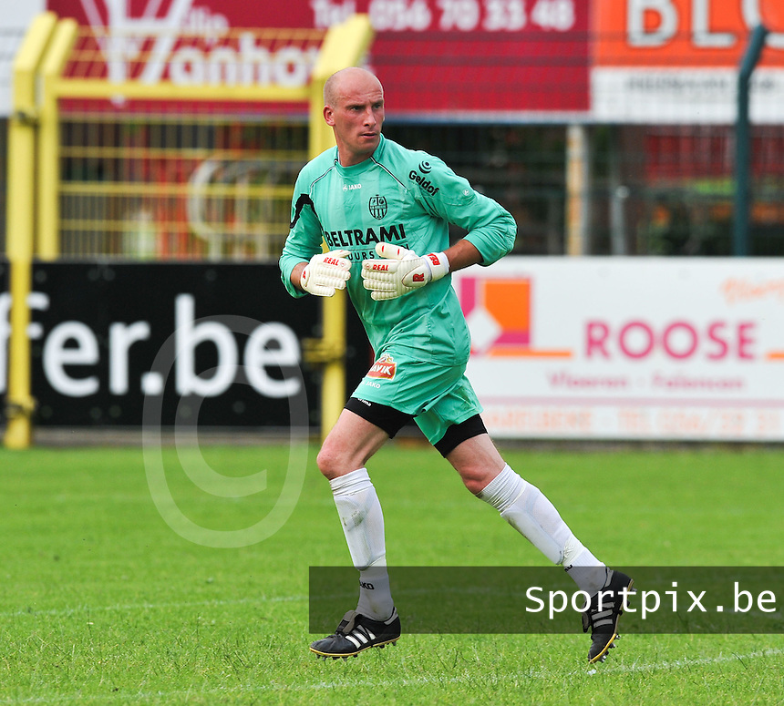 Sporting West Harelbeke : Davy Vercruysse.foto VDB / BART VANDENBROUCKE