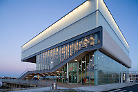 Institute of Contemporary Art, ICA, Boston, MA (Diller Scofidio + Renfro, architects) Fan Pier