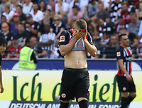 Ante Rebic (Eintracht Frankfurt) - 18.08.2019: Eintracht Frankfurt vs. TSG 1899 Hoffenheim, Commerzbank Arena, 1. Spieltag Saison 2019/20 DISCLAIMER: DFL regulations prohibit any use of photographs as image sequences and/or quasi-video.