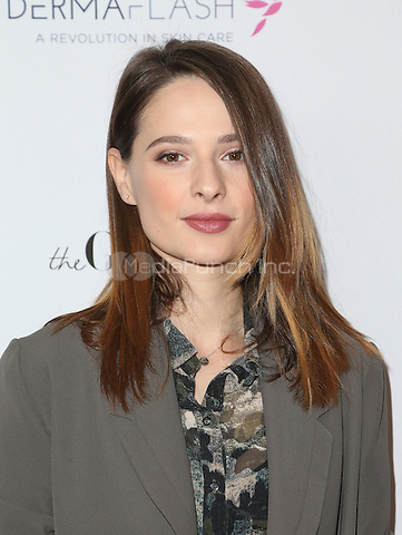 BEVERLY HILLS, CA - FEBRUARY 24: Adina Galupa, at the Dermaflash and The Glam App Pre-Oscar event at The Peninsula Hotel In Beverly Hills, California on February 24, 2017. Credit: Faye Sadou/MediaPunch