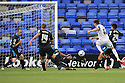 James Rowe of Tranmere shoots wide<br />  - Tranmere Rovers v Stevenage - Sky Bet League One - Prenton Park, Birkenhead - 7th September 2013. <br /> © Kevin Coleman 2013
