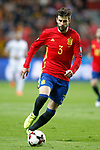 Spain's Gerard Pique during FIFA World Cup 2018 Qualifying Round match. March 24,2017.(ALTERPHOTOS/Acero)