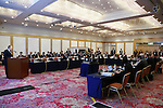 General view, April 3, 2014 : 1st IOC project Review was held at Shinagawa Prince Hotel in Tokyo, Japan. (Photo by AFLO SPORT)