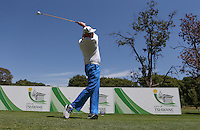Dawie Van der Walt (RSA) drills one from the 4th  during the practice day ahead of the Tshwane Open 2015 at the Pretoria Country Club, Waterkloof, Pretoria, South Africa. Picture:  David Lloyd / www.golffile.ie. 10/03/2015