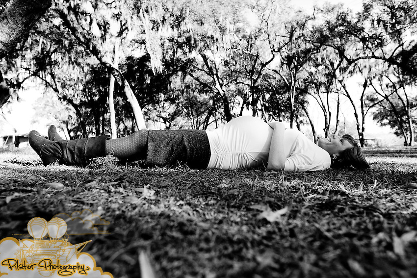 "The maternity session with Jen and Charles ""Chuck"" Nix on Sunday, January 15, 2012, in Longwood, Florida. They are having a girl. (Chad Pilster of http://www.PilsterPhotography.net)"