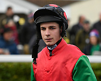 Jockey Rex Dingle  during Horse Racing at Wincanton Racecourse on 5th December 2019